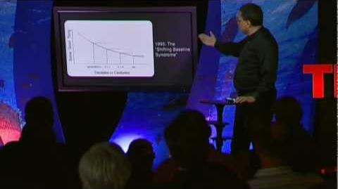 Daniel Pauley The ocean's shifting baseline FISH Documentary,Lecture,Talk (supply food)