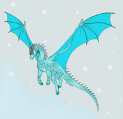 Frost dragon by whitefang45-d35d6vq
