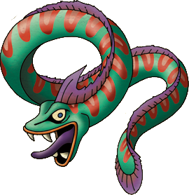 File:DQVIII - Poison eveel.png
