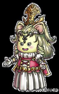DQX - Queen Aruu~e