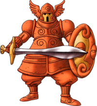 DQMJ2PRO - Terracotta warrior