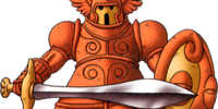 Terracotta warrior (Dragon Quest VII)