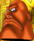DQIX - Mega moai