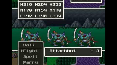 SNES Longplay 209 Dragon Quest V (part 09 of 10)