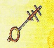 Dragon Quest 8 - Thief's Key