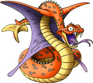 File:DQIX - Sail serpent.png