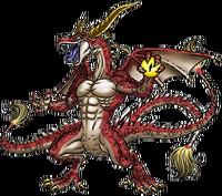 DQX - Gaia dragon