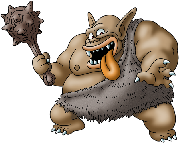 File:DQVIII - Troll.png