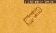 Starflight Express - Carriage 1