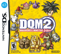 DQMJ2DS N box art
