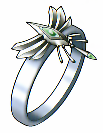Dragon Quest IX Agility Ring