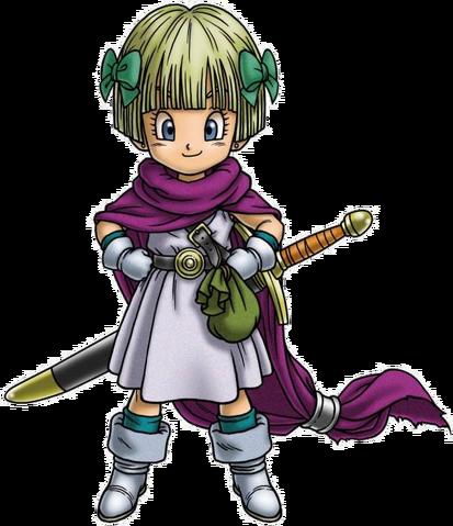 File:DQVDS - Hero's Daughter.png