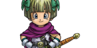 Hero's Daughter (Dragon Quest V)