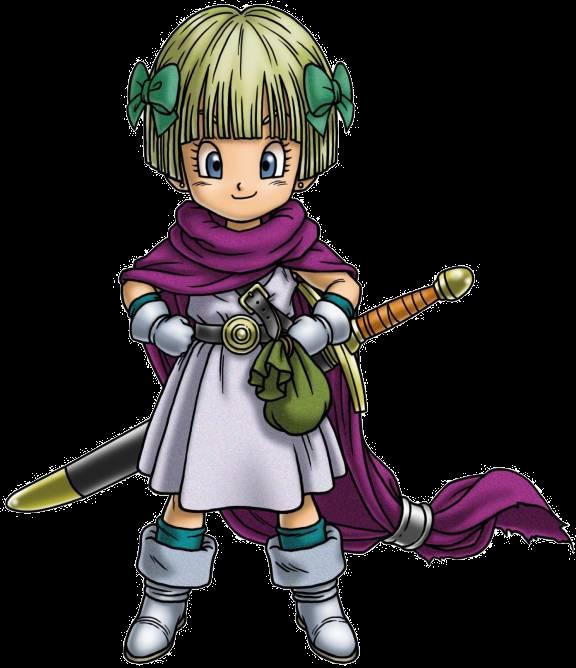 Dragon Quest Wikipedia: Hero's Daughter (Dragon Quest V)