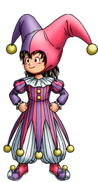 File:DQVII3DS - Hero - Jester.png