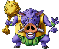 DQVII3DS - Whole hog