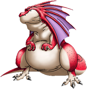 File:DQVIII - Great argon lizard.png