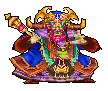 IX - King Godwyn - First Forme sprite