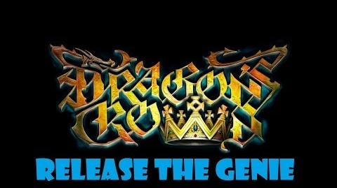 Dragons Crown Side Mission - Release the Genie - Ps3 and Xbox 360
