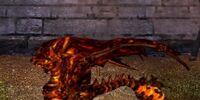 Magmaron the Lava Dragon
