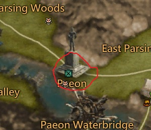 Paeon Map