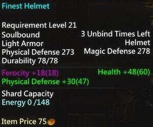 Finest Helmet Info