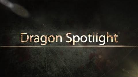Dragon Spotlight 17 - Corrupted Knight