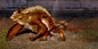 Scaled Moltenpeak Dragon