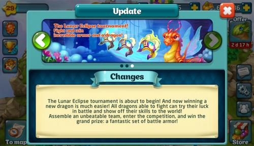 Tournament LXXVII Update