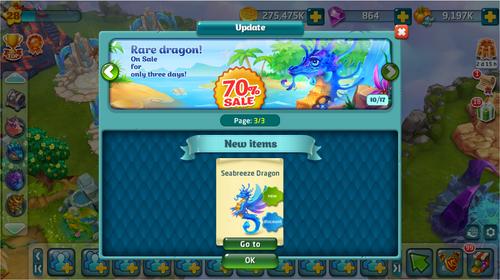 Seabreeze Update