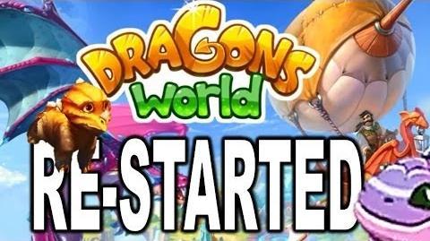 Starting Over DRAGONS WORLD