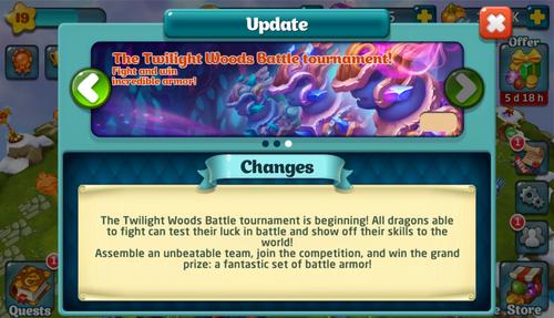 Tournament XXXVIII Update