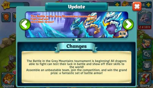 Tournament LXXI Update