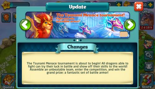 Tournament LIV Update