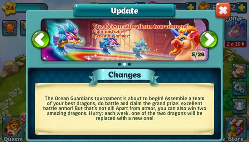Tournament LX Update