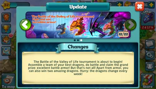 Tournament XC Update