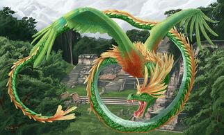 Quetzalcoatl, Dan Staten (1)