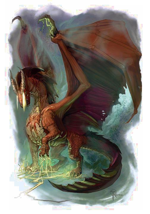 Esse é o Dragão boladão que ele queria matar