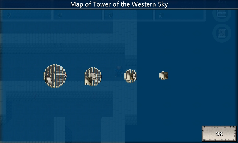 Tower of the Western Sky no loot