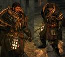 Nameless Armor Set