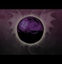 Ilustración de la esfera conocida como cristal de la falla.