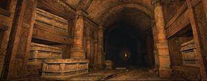 Dragon's Dogma - The Catacombs