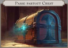 Passe-partout Chest icon