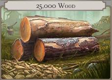 25k Wood icon