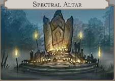 Spectral Altar