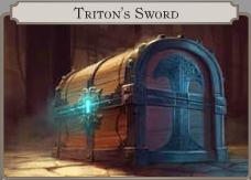 Triton's Sword