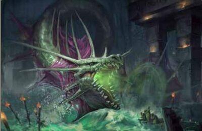 Mephitic Serpent Unarmored
