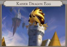 Kaiser Dragon Egg