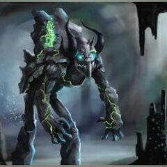 Granite Ogre: Glowing Mandrakes