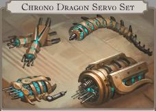 Chrono Servos